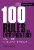 100 rules for entrepreneurs