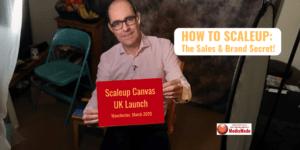 How to Scaleup: sales & branding secret